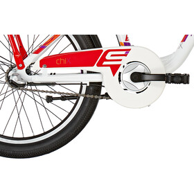 s'cool chiX 20 3-S Alloy Kinderen, white
